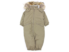 Ver de Terre snowsuit bear